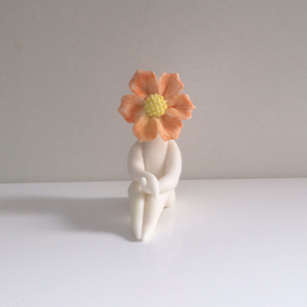 anemone flower sculpture
