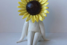 Glazed Lady Sunflower
