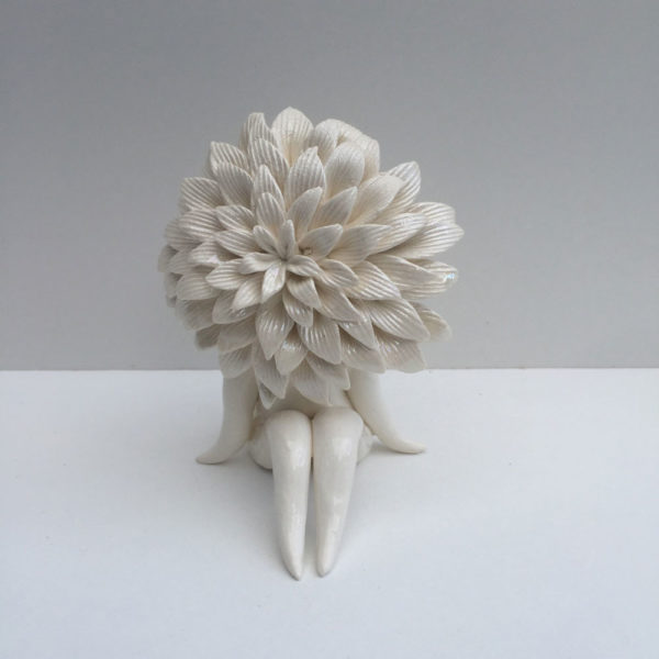 Sweet Miss Anastasia Flower sculpture