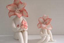 Lady Lilys Flower Sculptures