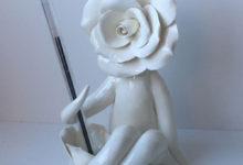 mrs rose pen holder