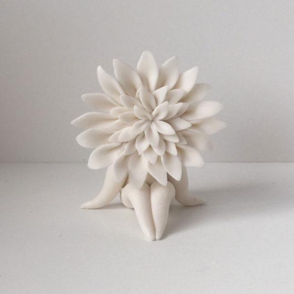 Little Miss Anastasia Flower Sculpture