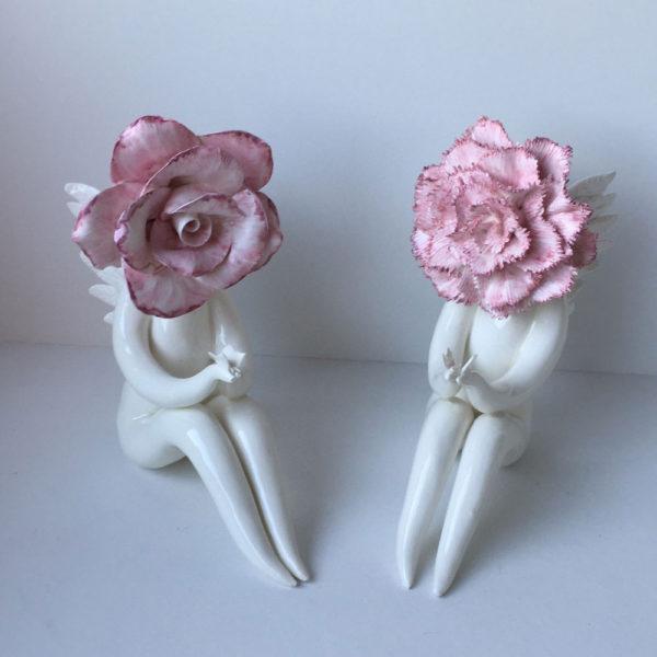 Angel Rose - Carnation Angel