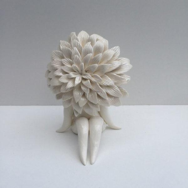 Sweet Miss Anastasia Flower sculpture