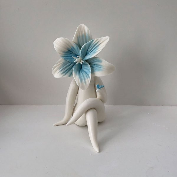 Turquoise Lily Lady