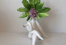 GlazedPotheadSculptureGift